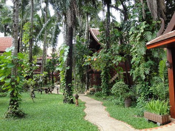 Thailand, Phuket, Royal Phawadee Village